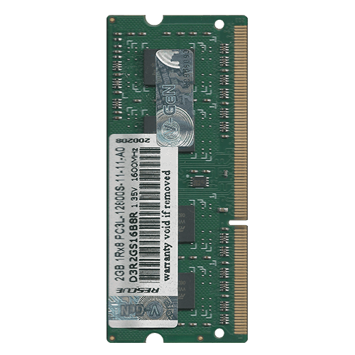 DDR3-RESCUE-2GB-PC12800S-1600MHZ-1.35V