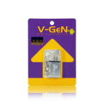 Otg 8GB Silver Depan