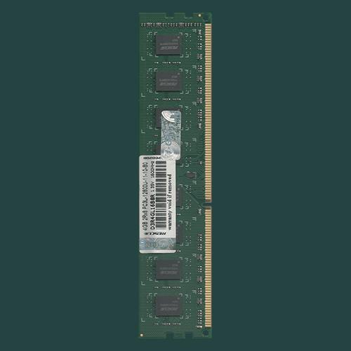 DDR3-RESCUE-4GB-PC12800U-1600MHZ-1.35V
