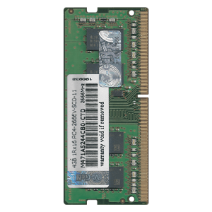 V-GeN PLATINUM SODIMM DDR4 2666 Mhz