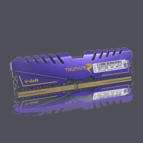 16GB-2666 CL 15