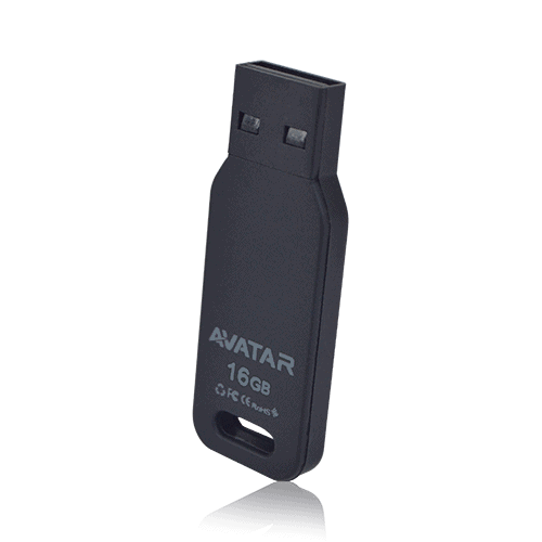 USB AVATAR 16GB Pose 2