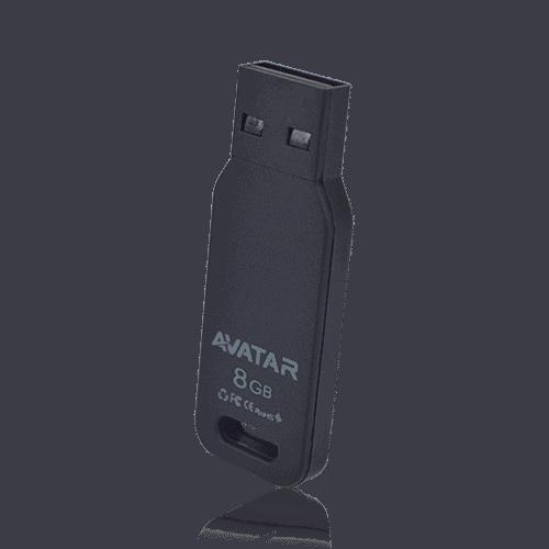 USB AVATAR 8GB Pose 2